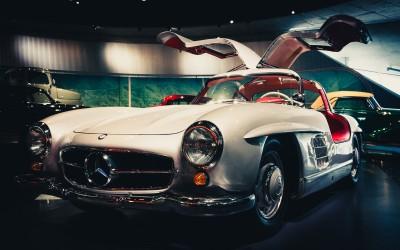Fototour: Mercedes Benz Museum