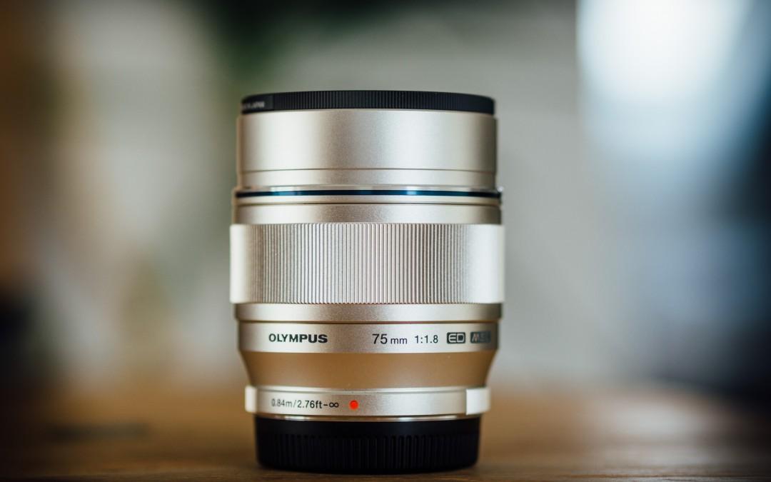Olympus 75mm f1.8 Test und Praxisbericht