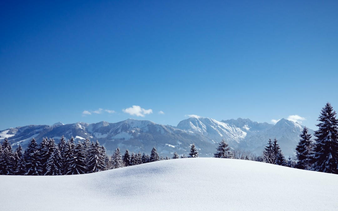 Bolsterlang im Oberallgäu – Kurzurlaub im Schnee